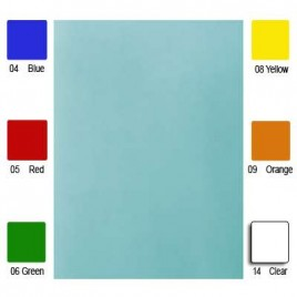 Frosted Stiple Finish Acetate Sheet A4 210mmx (Clear)