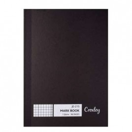 Mark Book, A4, Quad Ruled, 96 Pages, JD215