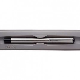 Parker Vector Fountain Pen, Stainless Steel With Chrome Trim