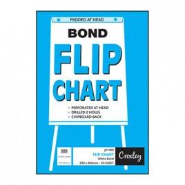 Flipchart Pad, A1, 50 Sheets, Bond Paper, Ref: JD590