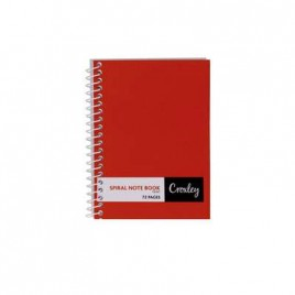 Note Book, Side Wiro Bound, 84x127mm, 96 Pages, JD360
