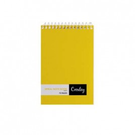 Note Book, Top Wiro Bound, 76x114mm, 70 Pages, JD361