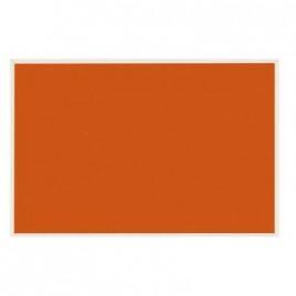 Parrot Information Board, Plastic Frame, 1200x900mm (Orange)
