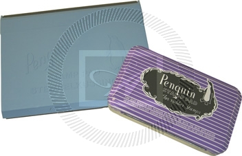 Penguin Stamp Pad Plastic Un-Inked No2