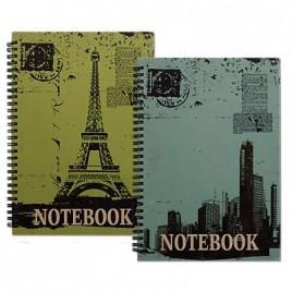Spiral Note Book, 250×176, W101