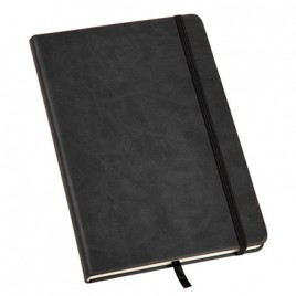 WALTONS PRIMELINE A5 Journal 96pg W104 (Black)