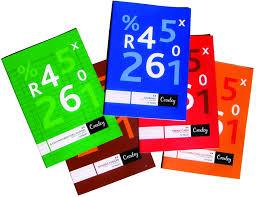 Croxley JD165C A4 Bookkeeping Practice Book 8 Cash Column Creditors Journal 72pg