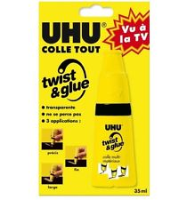 UHU All Purpose Twist And Glue Bottle 35ml